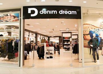 Магазин Denim Dream в Эстонии
