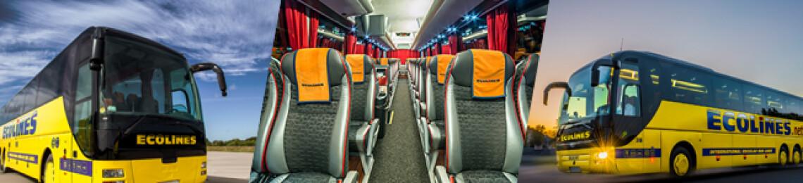 Автобус Москва – Таллин
