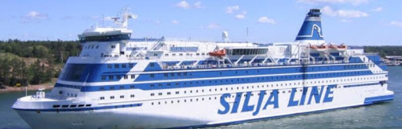 Паромы Tallink Silja Line