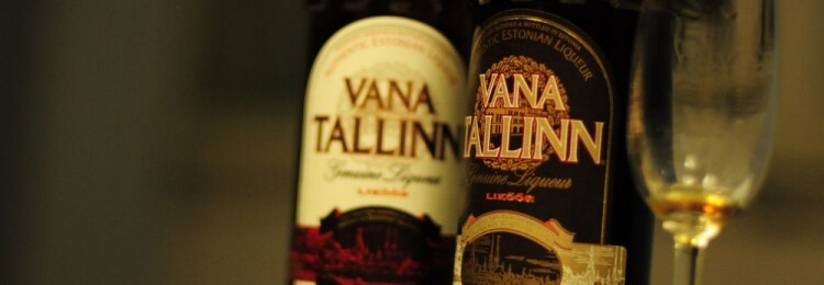 Ликер Vana Tallinn – Старый Таллин