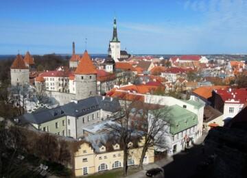 Погода в Таллине на месяц