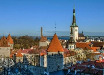 Как добраться из Москвы в Таллин на машине