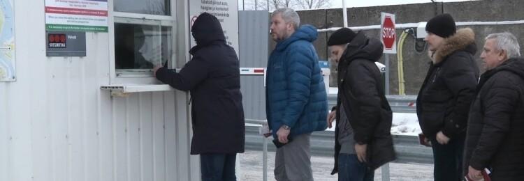 Как забронировать очередь на эстонской границе Нарва – Ивангород