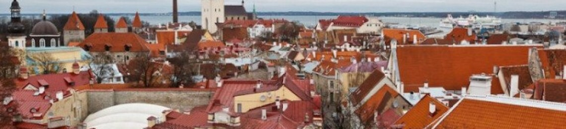 Таллин в Ноябре