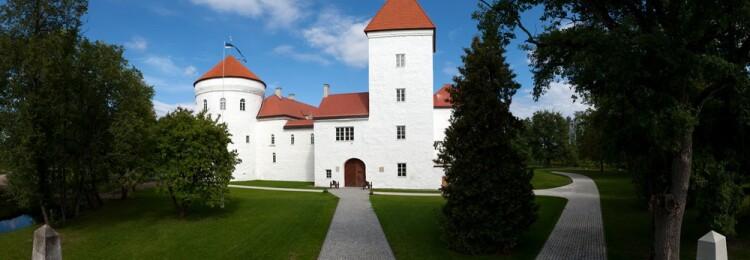 Замок Лоде (Колувере) в Эстонии