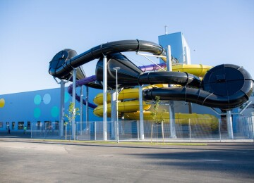 Отель Tallinn Viimsi Spa Waterpark 4* в Таллине