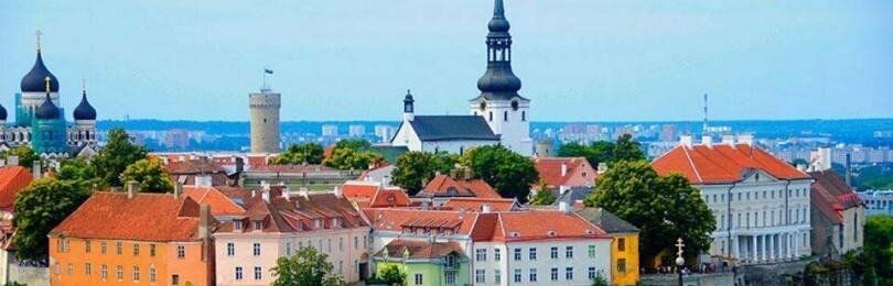 Пярну, Эстония – достопримечательности и развлечения