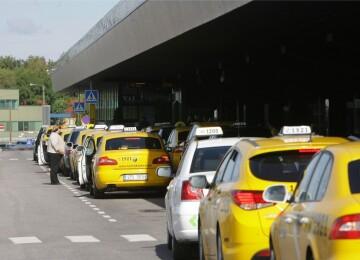 Такси в Таллине
