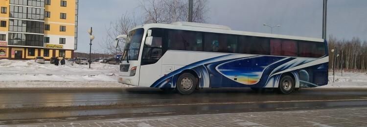 Автобус из Нарвы в Таллин