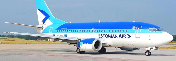 Авиабилеты Санкт-Петербург Таллин