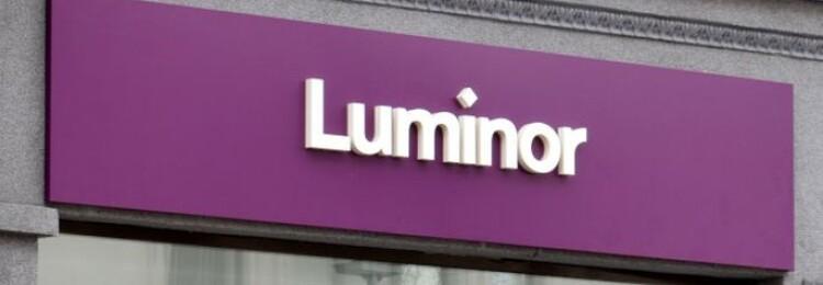 Luminor bank в Эстонии