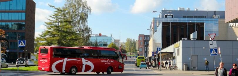 Автовокзал Тарту