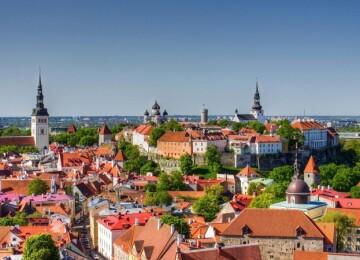 Гостиницы Таллина в старом городе