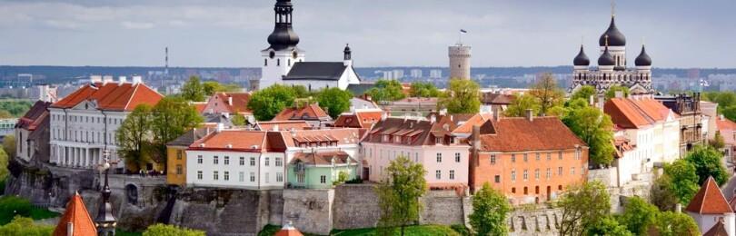 Экскурсии по Таллину
