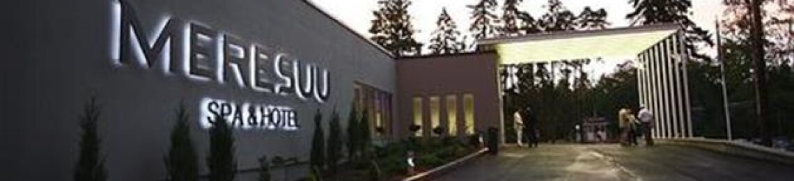 Отель Meresuu Spa Hotel в Нарве