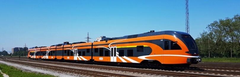 Железные дороги Эстонии – Elron