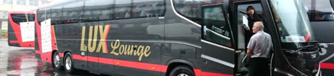 Автобус до Таллина из Санкт-Петербурга Lux Express