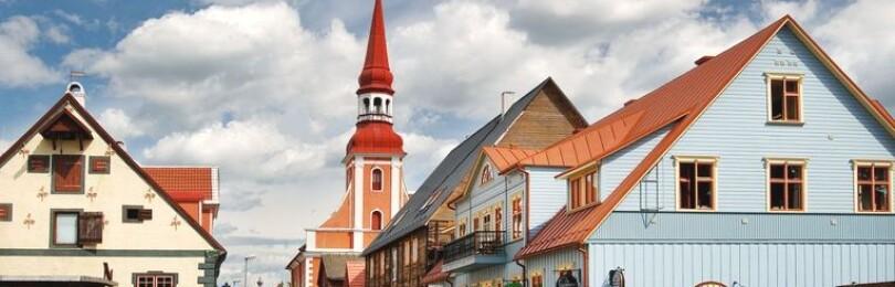 Города Эстонии