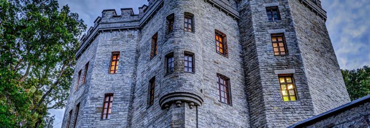 Замок Глена, Таллин