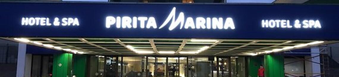 Отель Pirita Marina Hotel & Spa 3* в Таллине