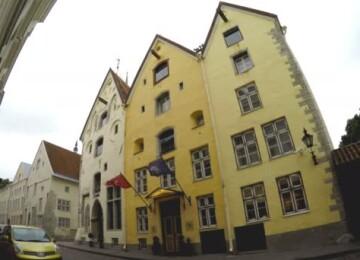 Отель Три Сестры в Таллине