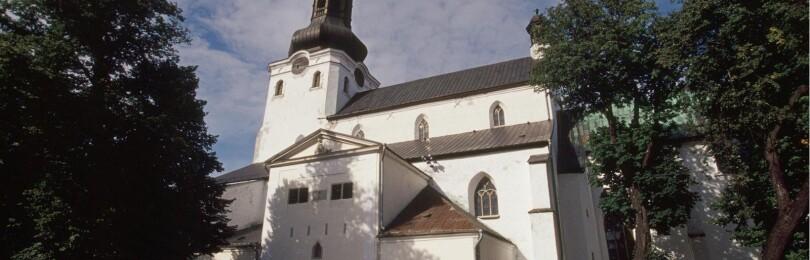 Домский собор в Таллине