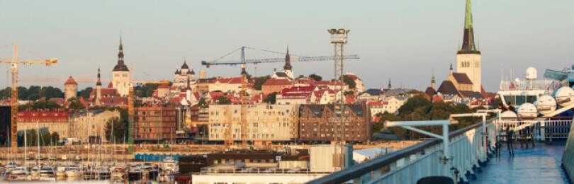 Город Нарва-Йыэсуу в Эстонии – достопримечательности и развлечения