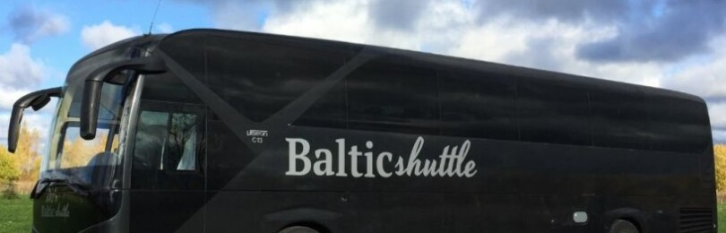 Автобус до Таллина из Санкт-Петербурга Baltic Shuttle