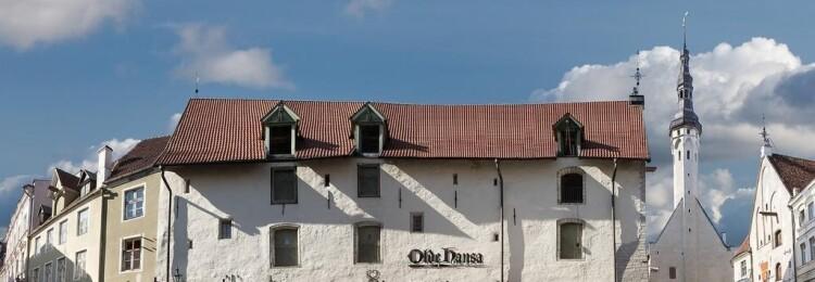 Ресторан Olde Hansa в Таллине