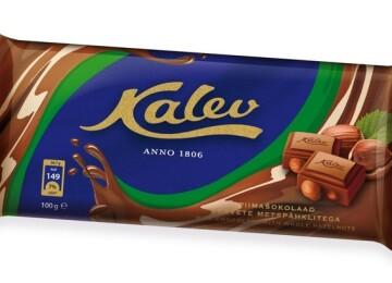 Эстонский шоколад Калев