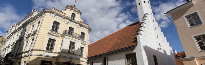 Церковь Святого Духа, Таллин