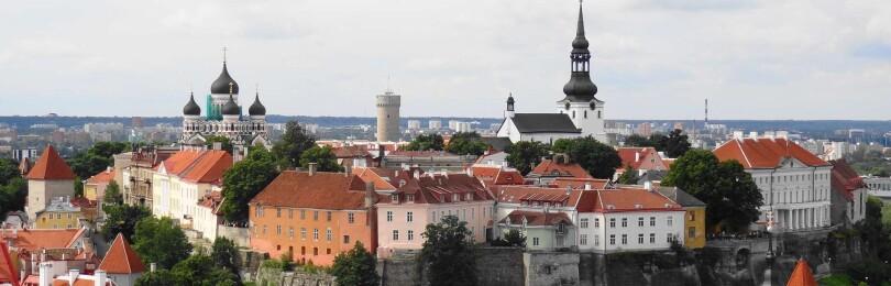 Таллин, Эстония – достопримечательности и развлечения