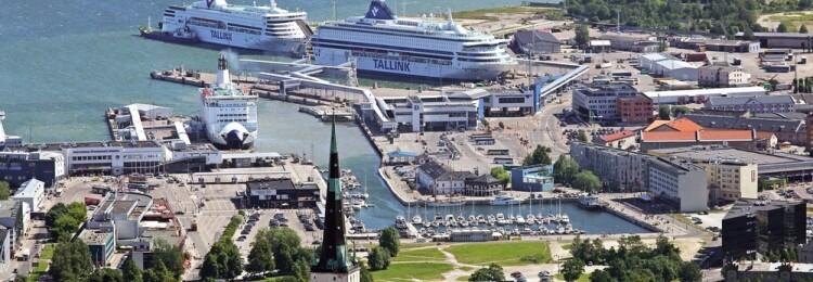 Таллинский морской порт