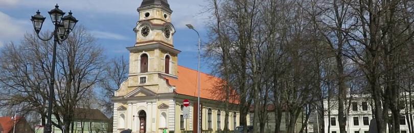 Город Выру в Эстонии – достопримечательности и развлечения