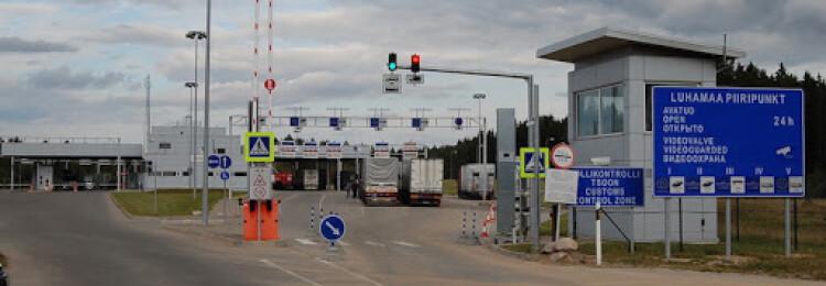 МАПП Шумилкино – Лухамаа: как пройти таможню Эстонии на машине из России