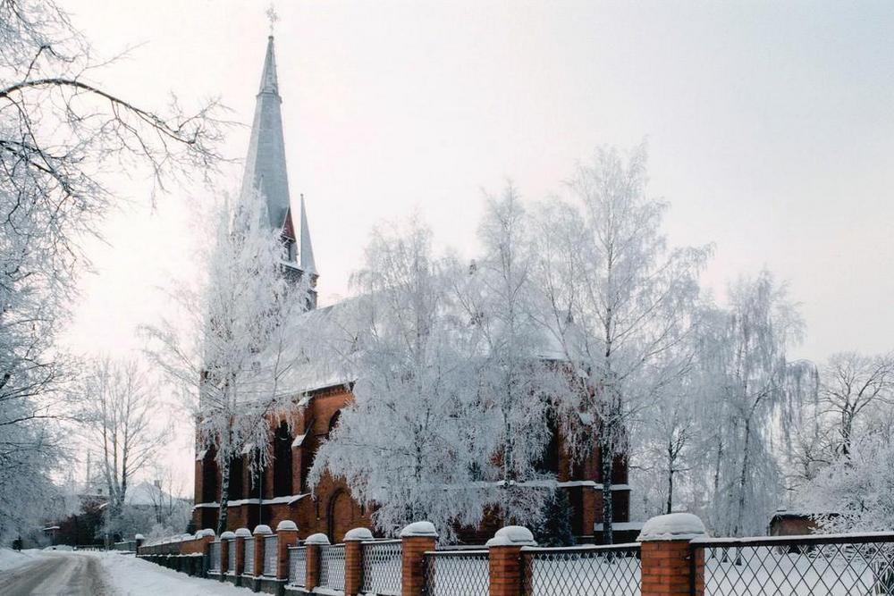 Тартуская церковь пресвятой девы Марии