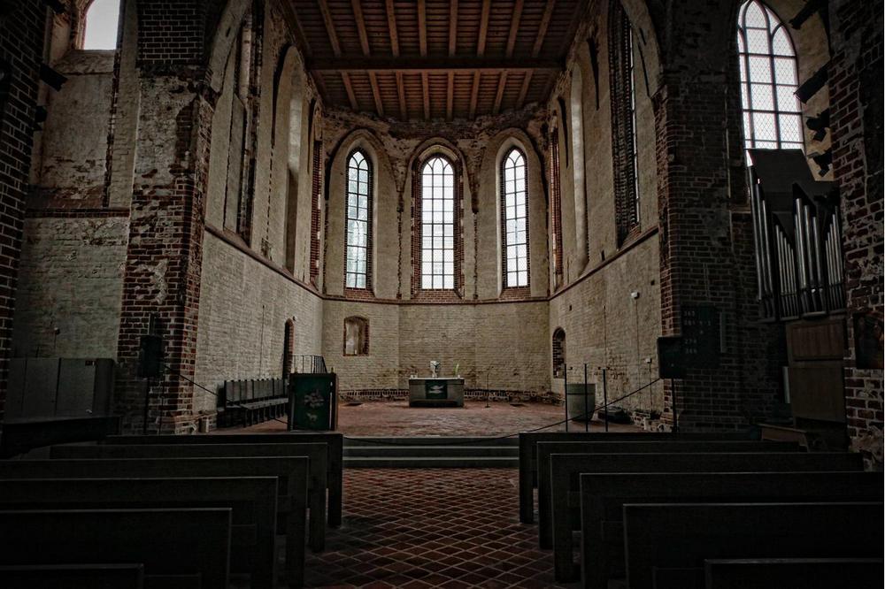 Тартуская церковь Святого Яана (Иоанна)