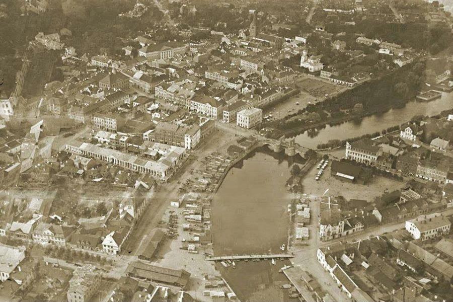 Тарту, Эстония, 1922 год
