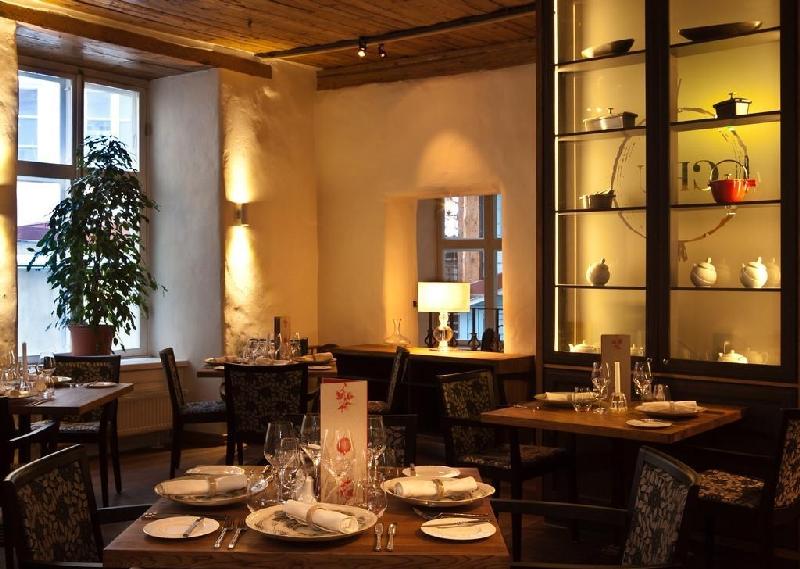 Restoran CRU, Таллин