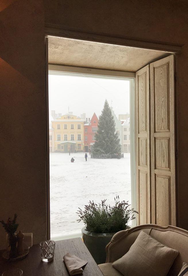 Ресторан D.O.M., Таллин