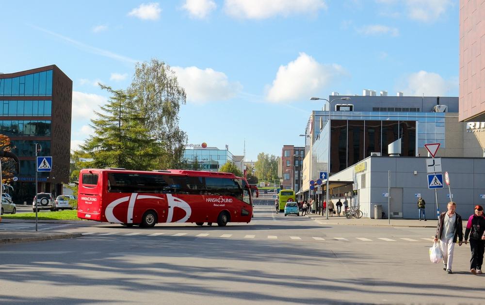 Автовокзал Тарту: расписание и официальный сайт