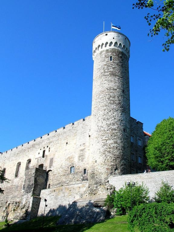 Длинный Герман: башня замка Тоомпеаа