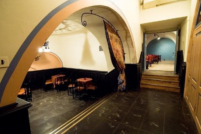 Интерьер Дома Черноголовых в Таллине