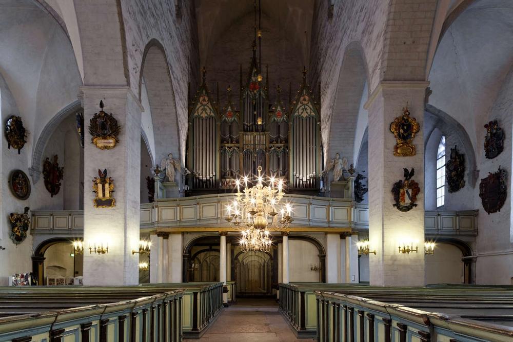 Орган Домского собора в Таллине