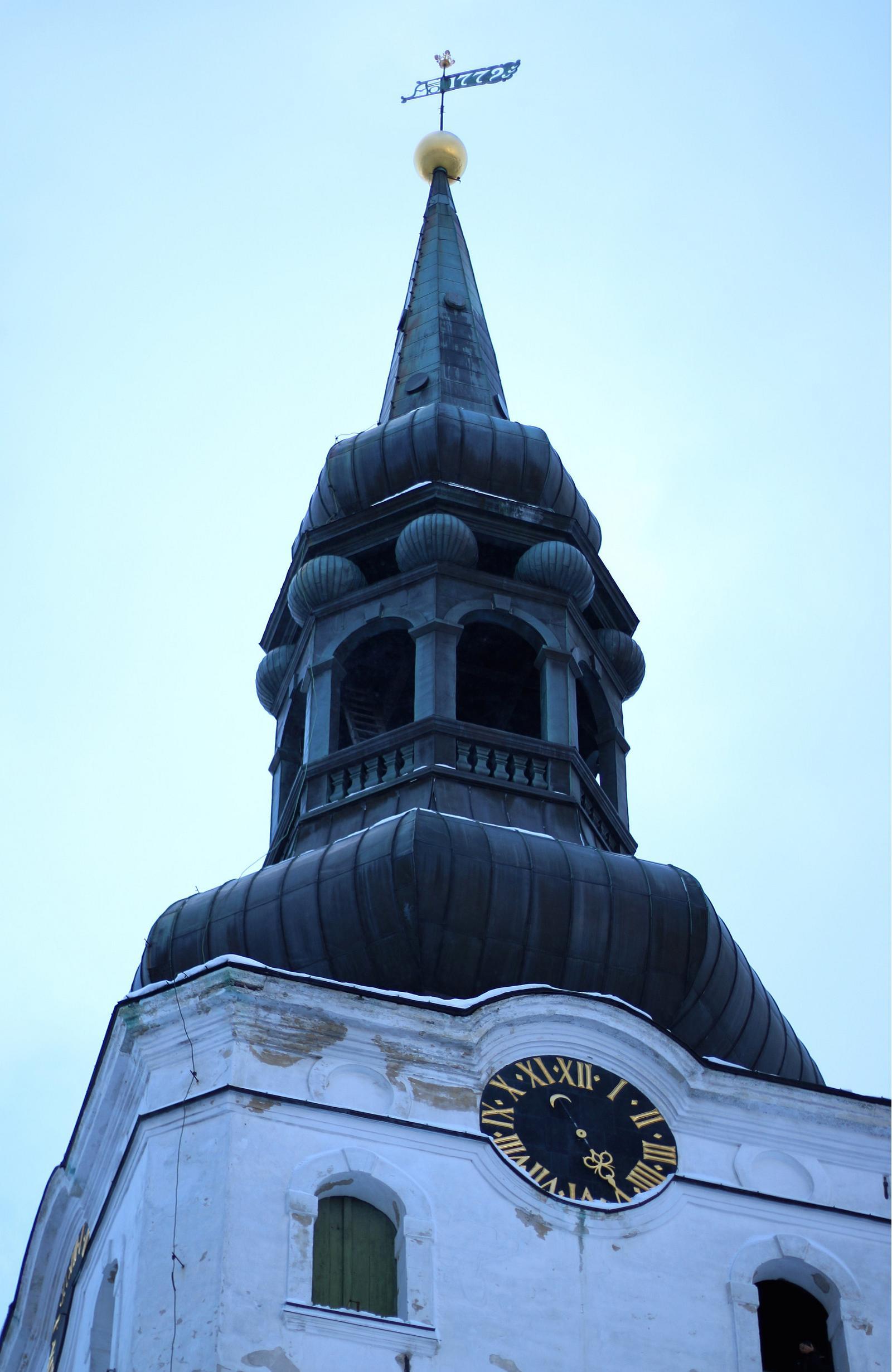 Смотровая площадка Домского собора, Таллин