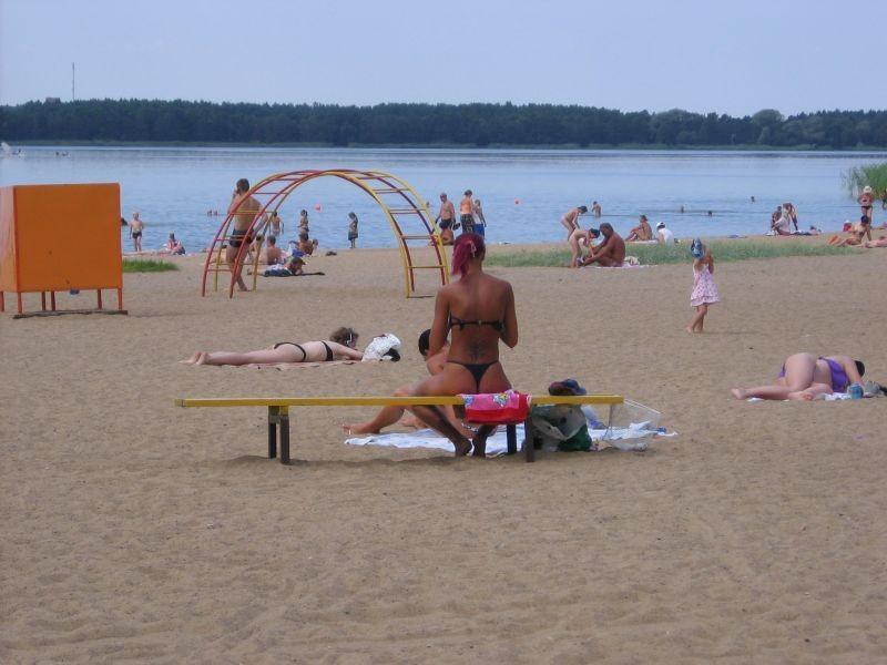 Пляж Харку, Таллин