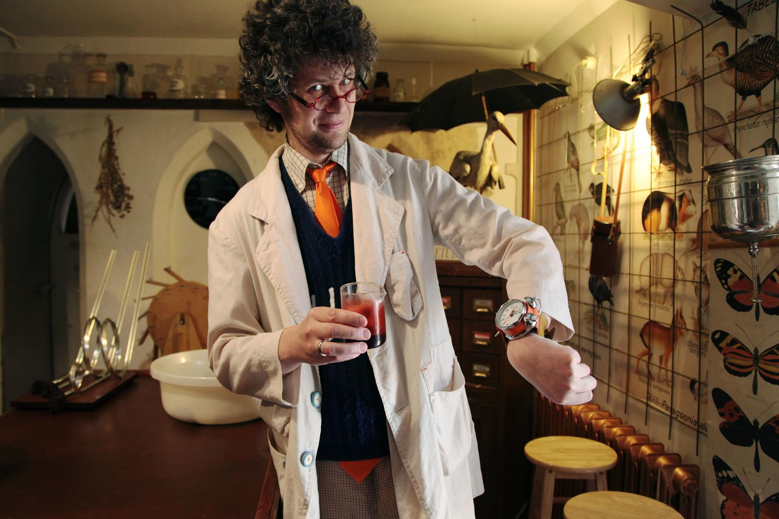 Кабинет Безумного Ученого