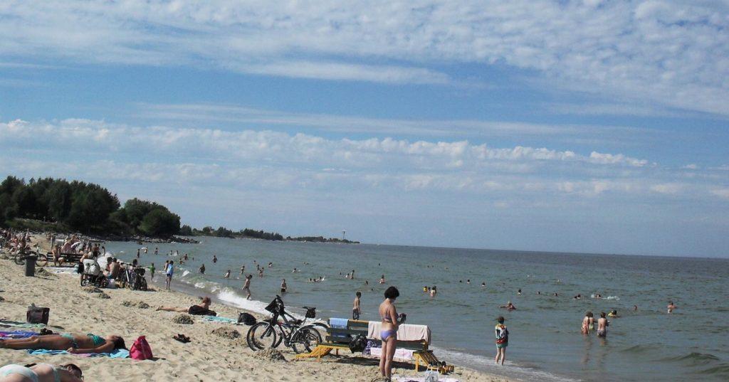 Пляж Пикакари, Таллин