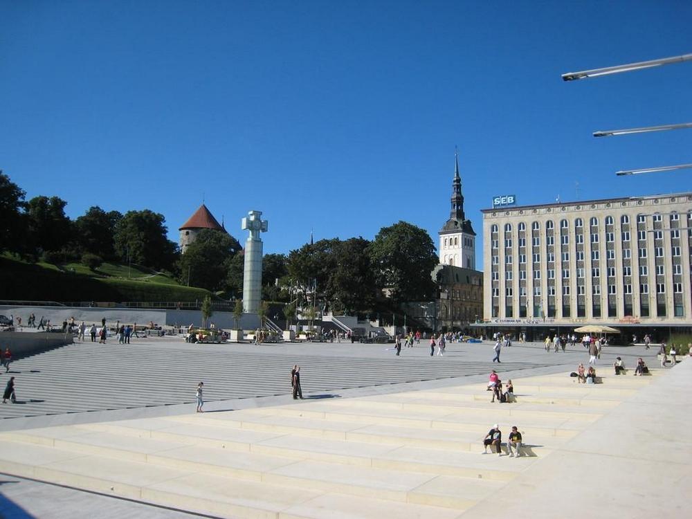 Площадь Свободы, Таллин