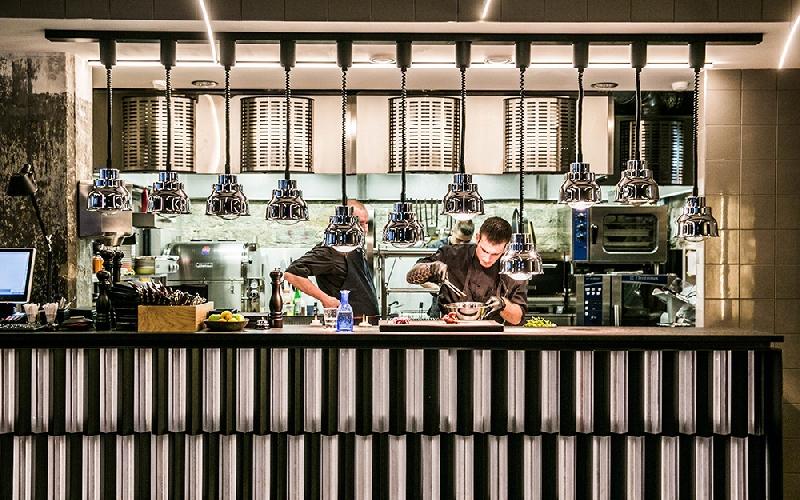 Ресторан Pull, Таллин